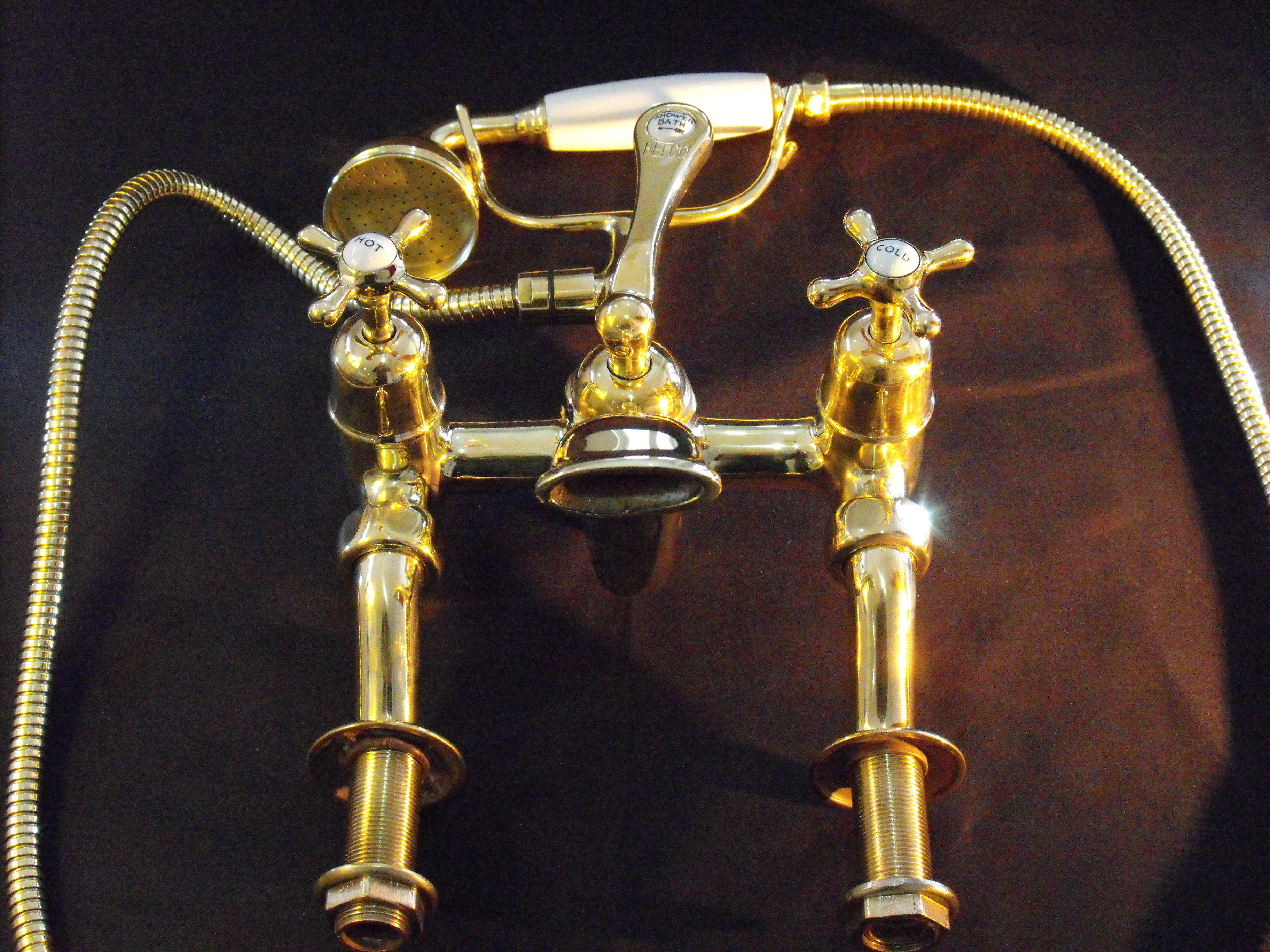 Brass Taps | Bath Re-enamelling, Resurfacing & Restoration Blog