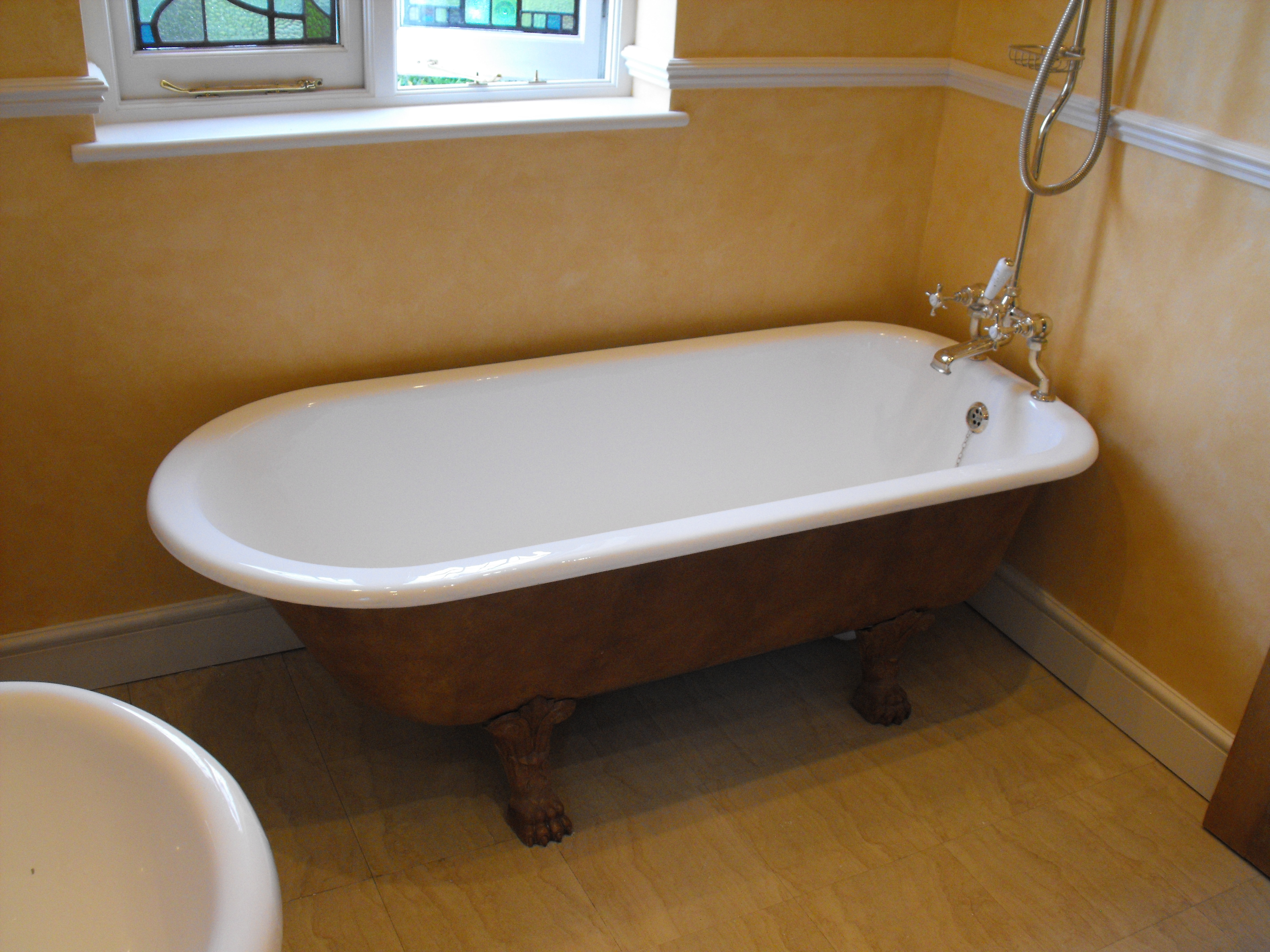 COMPETITION! WIN a beautiful restored Victorian cast iron Bath - The ...